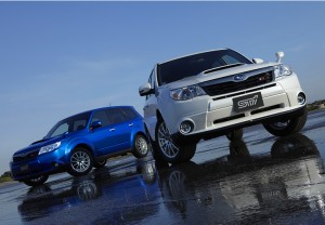 Subaru Forester tS photo