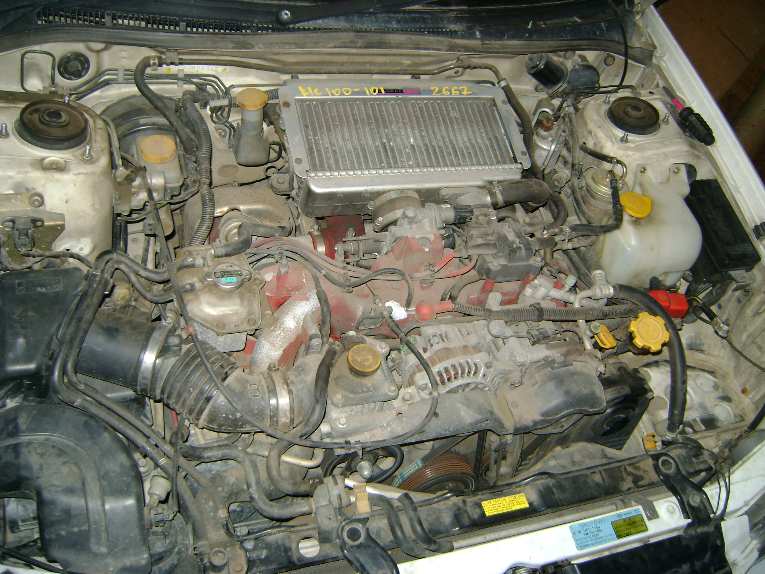 Отличие двигателей EJ205 и EJ207 | Все о Subaru