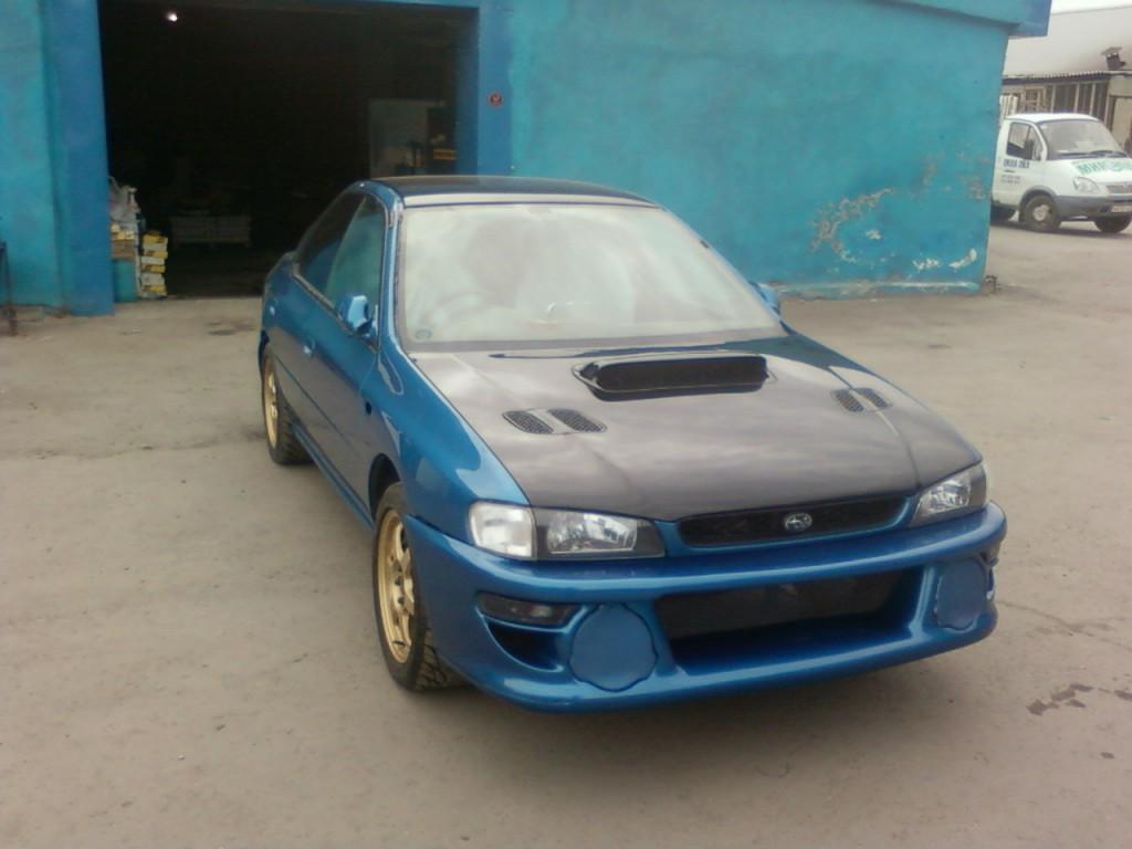 Subaru impreza gc8 type RA