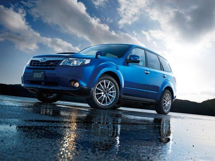 forester tS