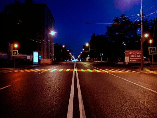 Харьковчане просят подсветить пешеходные переходы в городе