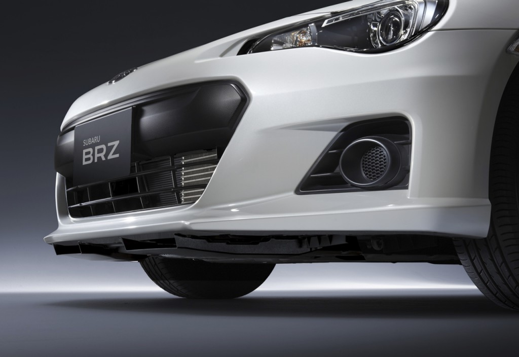 oil cooler subaru brz