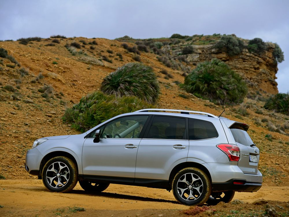 forester new